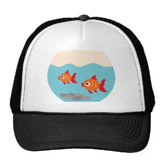 GoldfishFun6 Trucker Hats