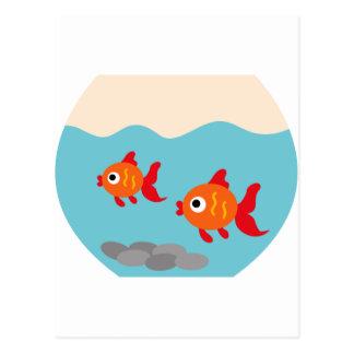 GoldfishFun6 Postcard