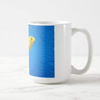 Goldie la taza del Goldfish