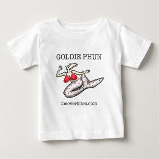 Goldie Phun Overbite Baby T-Shirt