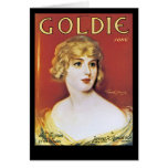 Goldie Song Card