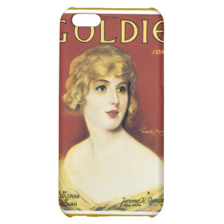 Goldie Song Vintage Song Sheet  iPhone 5C Cases