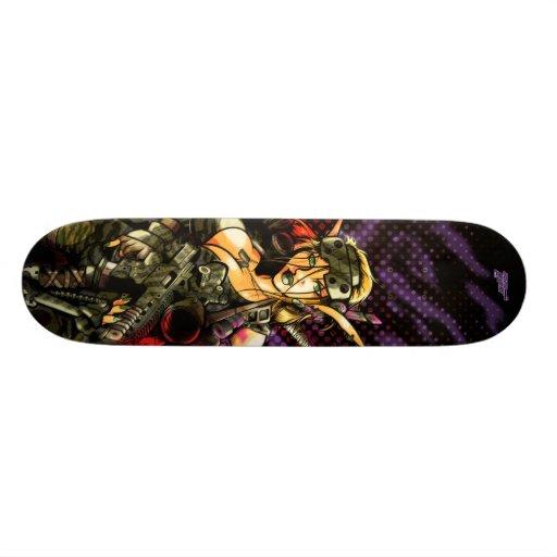GoldieLokz Skate Board Deck