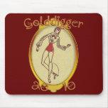 Goldiggers de 2010 tapetes de ratón