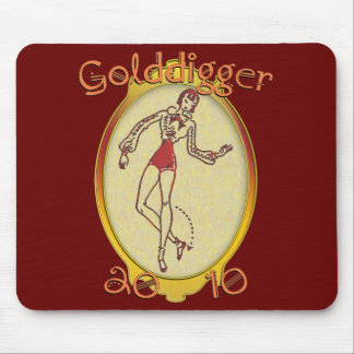 Goldiggers of 2010 mouse pad
