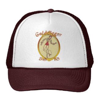 Goldiggers of 2010 trucker hat