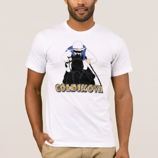 Goldikova Fan Shirt (Je Saigne Or)