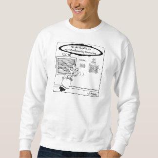 Goldilocks Air Conditioning Emporium Sweatshirt