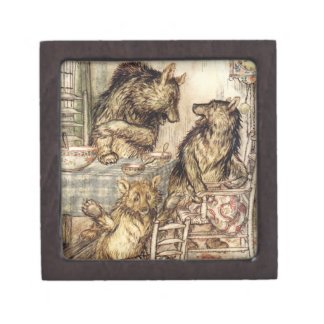 Goldilocks and The Three Bears Gift Box