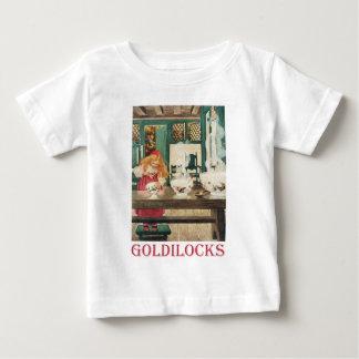 Goldilocks and the Three Bears Infant T-shirt