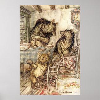 Goldilocks and The Three Bears Poster