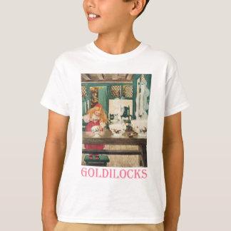 Goldilocks and the Three Bears T-Shirt
