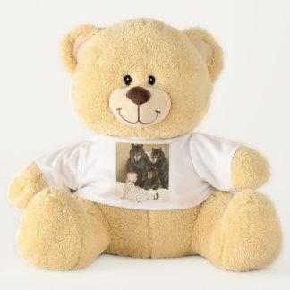 """Goldilocks & Me"" Teddy Bear"