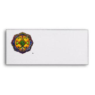 Goldilocks Zone Sunflower Envelope