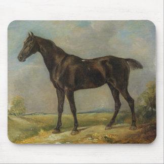 Golding Constable's Black Riding-Horse, c.1805-10 Mouse Pad