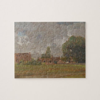 Golding Constable's House, East Bergholt: The Arti Jigsaw Puzzle