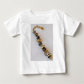 Goldish chain by MelinaWorld Jewellery Baby T-Shirt
