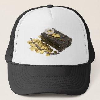 GoldJewelryTreasure092009 Trucker Hat