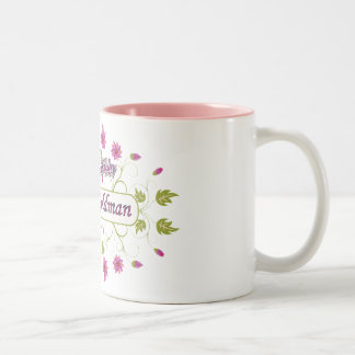 Goldman ~ Emma Goldman Famous USA Women Two-Tone Coffee Mug