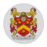 Goldman Family Crest Set Of Poker Chips