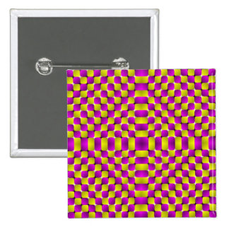 GoldMine-Theimageappearstowave 2 Inch Square Button
