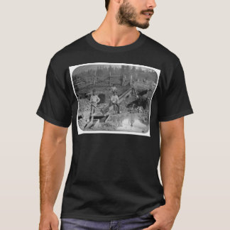 Goldminers Gold Rush Miners ~ California 1850 T-Shirt