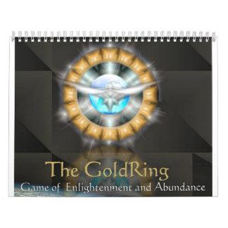 GoldRing Calendar 2009