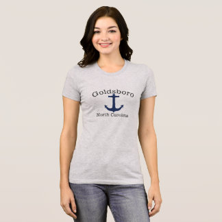 Goldsboro North Carolina sea anchor shirt