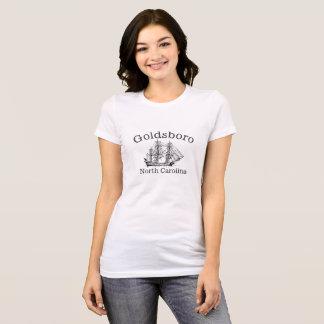 Goldsboro North Carolina Tall Ship T-Shirt