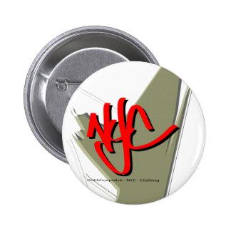 Goldshoepolish - NYC - ropa Pins