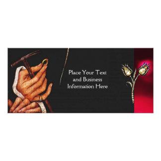 GOLDSMITH,PRECIOUS METALWORKER,GOLD JEWELRY ART CUSTOM RACK CARDS