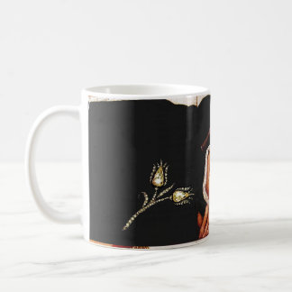 GOLDSMITH,PRECIOUS METALWORKER,GOLD JEWELRY ART COFFEE MUG
