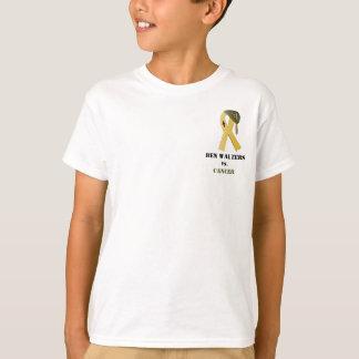 GoldSoldier embroma la camiseta