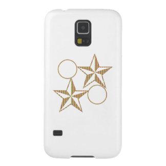 Goldstar empareja pares GEMELOS Fundas Para Galaxy S5