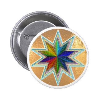 GoldStar SuperStar BrilliantStar ShiningStar Pin