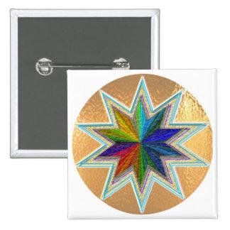 GoldStar SuperStar BrilliantStar ShiningStar Buttons