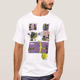 Goldstar vs Hive comic T-Shirt