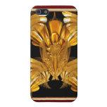GoldStd001 iPhone 5 Carcasa