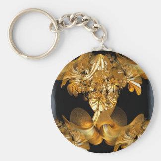GoldStd005 Keychain