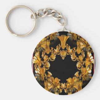 GoldStd017 Keychain