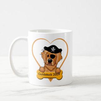 Goldstock 2009 Pirate Mug