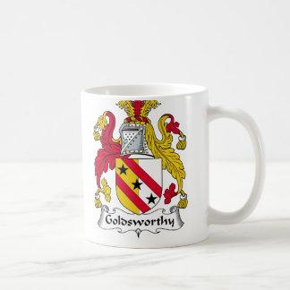 Goldsworthy Family Crest Coffee Mug