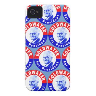 Goldwater 1964 para el presidente Case-Mate iPhone 4 carcasa
