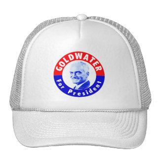 Goldwater 1964 para el presidente gorro