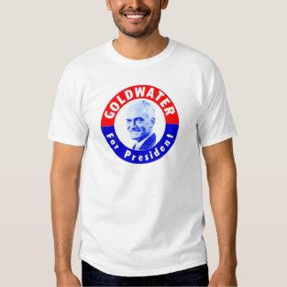 Goldwater 1964 para el presidente playera