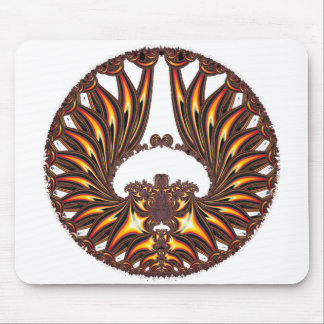 'GoldWings' Mouse Pad