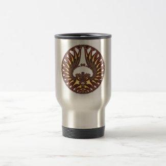 'GoldWings' mug