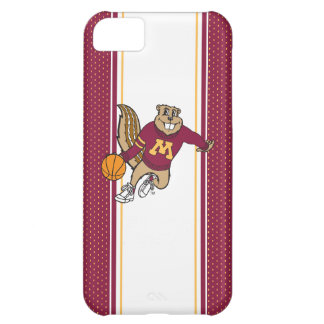Goldy Basketball Case For iPhone 5C