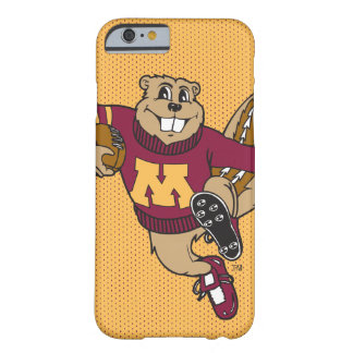 Goldy Football iPhone 6 Case