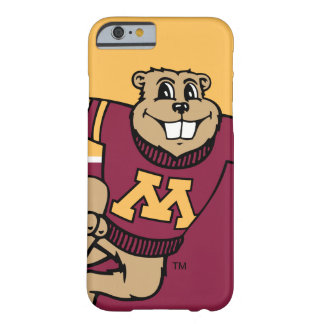 Goldy Gopher Barely There iPhone 6 Case